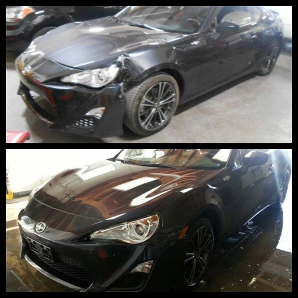 At Auto World Collision Center, we are proud to post before and after collision repair photos for our guests to view.