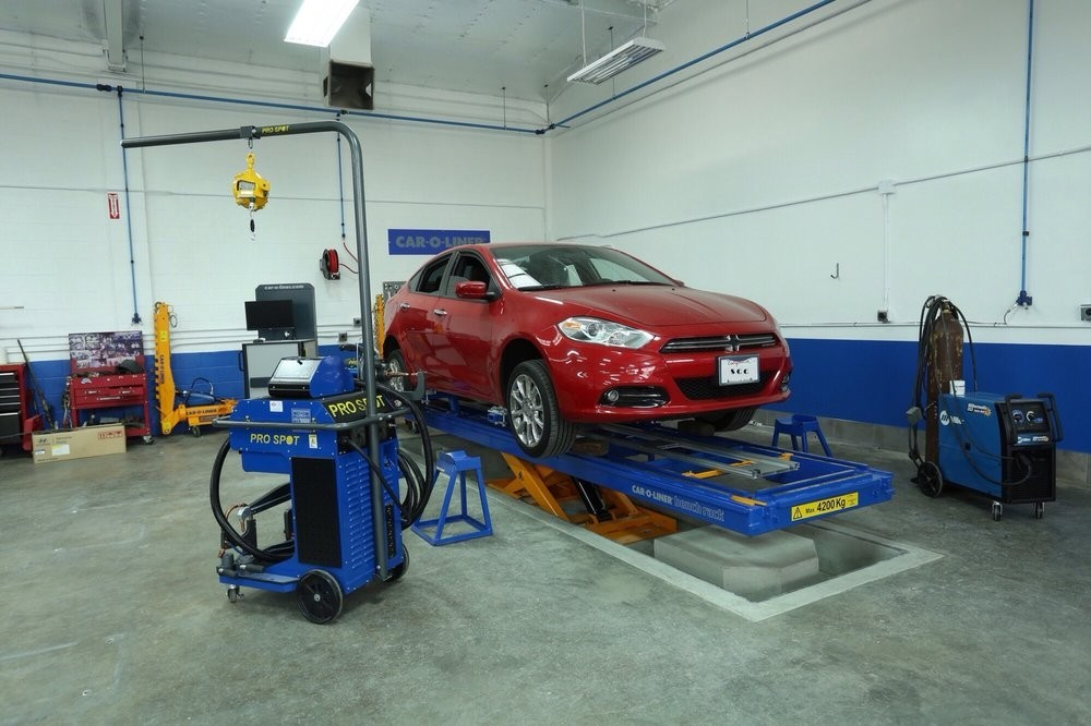 New Tech Auto Body - Glendale