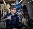 All of our body technicians at Ric's Body & Paint, Scottsdale, AZ, 85260, are skilled and certified welders.