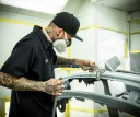 At Ric's Body & Paint, Scottsdale, AZ, 85260, we have certified paint technicians trained to color match your vehicle to the existing finish.