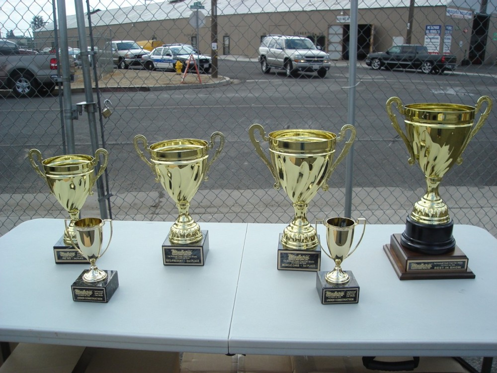 Madera Glass & Body Shop 105 E Central  Madera, CA 93638  Proud to display the earned Awards for such awesome ownership.