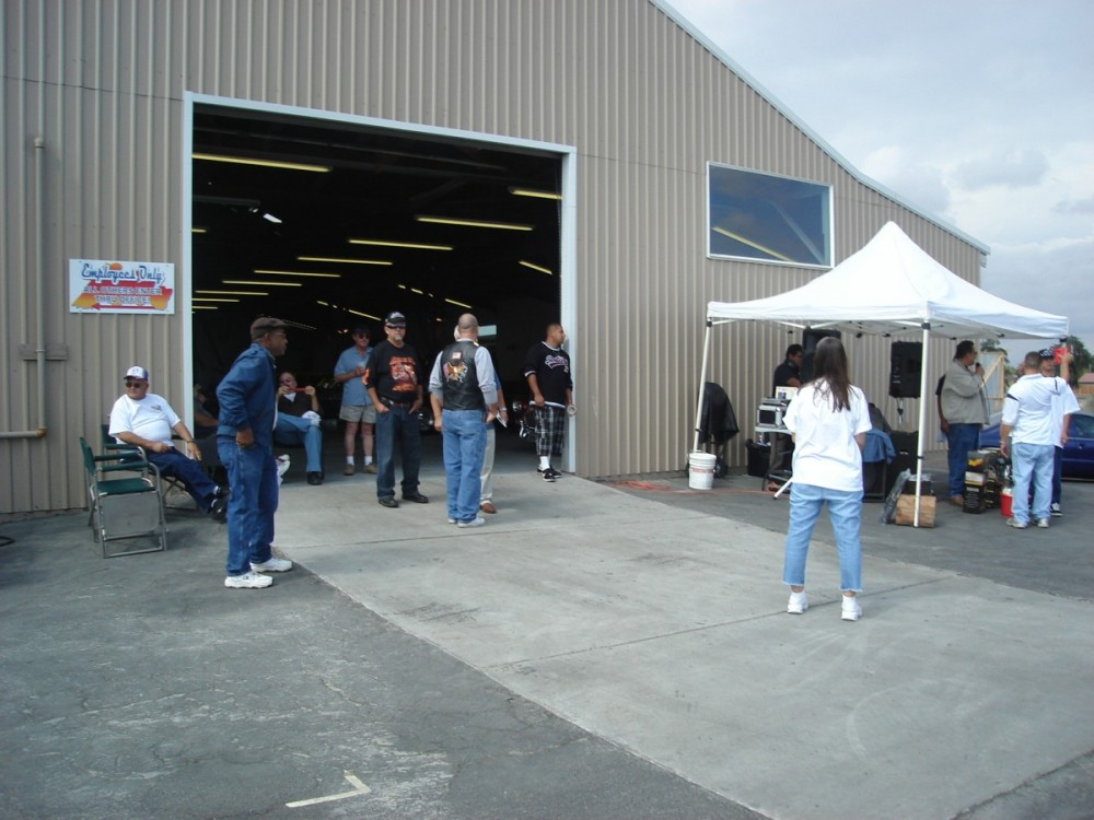 Madera Glass & Body Shop 105 E Central  Madera, CA 93638  We are always looking forward to these worth while events.