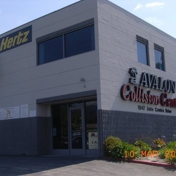 Avalon Collision Center - Rancho