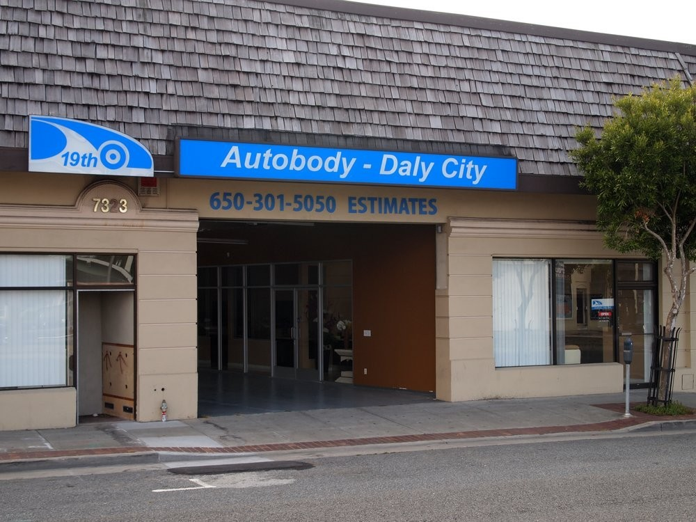 19th Autobody Center Daly City