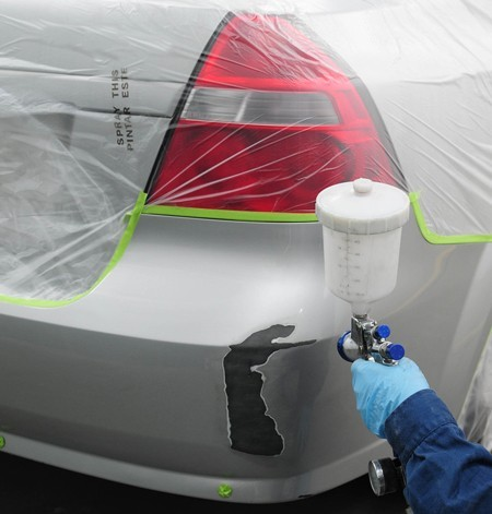 Cave Spring Auto Body 5920 Starkey Road Sw  Roanoke, VA 24018  A professional and complete preparation will deliver a high quality repair..