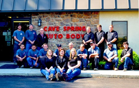 Cave Spring Auto Body 5920 Starkey Road Sw  Roanoke, VA 24018   Our  experienced staff and friendly attitudes make us a leader in our industry ..