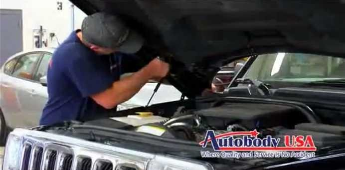 AutoBody USA - Sturgis 1013 N. Clay St.  Sturgis, MI 49091-1010 Auto Body & Paint Professionals.  Highly skilled technicians delivering flawless results.