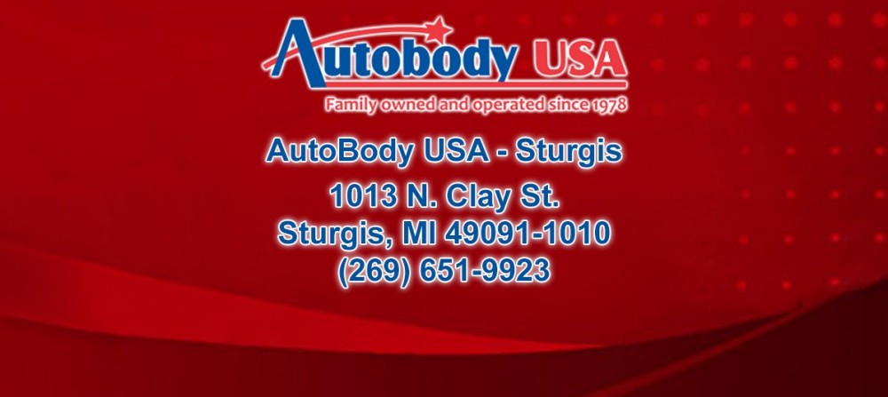 We are Centrally Located at Sturgis, MI, 49091-1010 for our guest's convenience and are ready to assist you with your collision repair needs