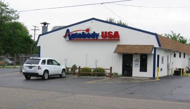 AutoBody USA - Sturgis 1013 N. Clay St.  Sturgis, MI 49091-1010  We are Centrally Located with Easy Access and Pleanty of Parking for Our Guests..