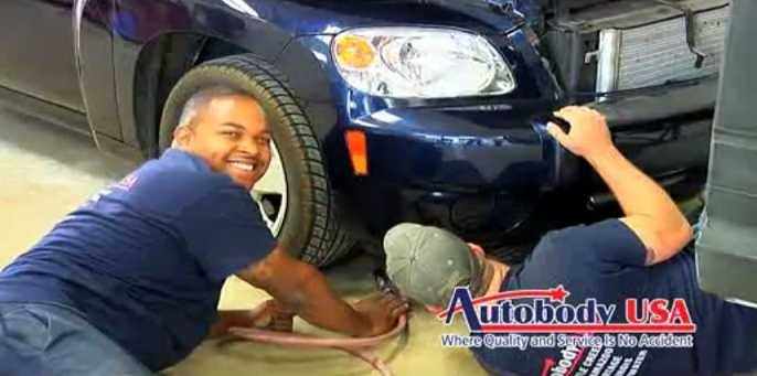 Autobody USA - Southside