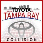 Here at Toyota Of Tampa Bay Collision Center, Tampa, FL, 33612, we are always happy to help you with all your collision repair needs!