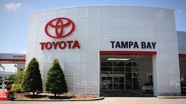 Toyota of Tampa Bay Collision Center