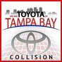 Toyota Of Tampa Bay Collision Center  Tampa FL 33612 Logo. Toyota Of Tampa Bay Collision Center  Auto body and paint. Tampa FL collision repair, body shop.