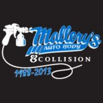 Mallery's Auto Body Inc. Olean NY 14760 Logo. Mallery's Auto Body Inc. Auto body and paint. Olean NY collision repair, body shop.