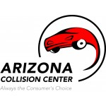 Arizona Collision Center Tempe AZ 85281 Logo. Arizona Collision Center Auto body and paint. Tempe AZ collision repair, body shop.