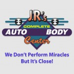 J.R.'s Auto Body Winchester VA 22603 Logo. J.R.'s Auto Body Auto body and paint. Winchester VA collision repair, body shop.
