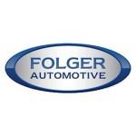 Folger Automotive Collision Center Charlotte NC 28212 Logo. Folger Automotive Collision Center Auto body and paint. Charlotte NC collision repair, body shop.