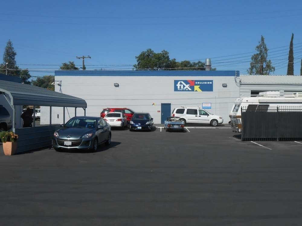 Fix Auto Sacramento 4220 Stockton Blvd  Sacramento, CA 95820 Collision Repair Experts. Auto Body & Painting Professionals.  We are centrally located with ample parking for our guests.