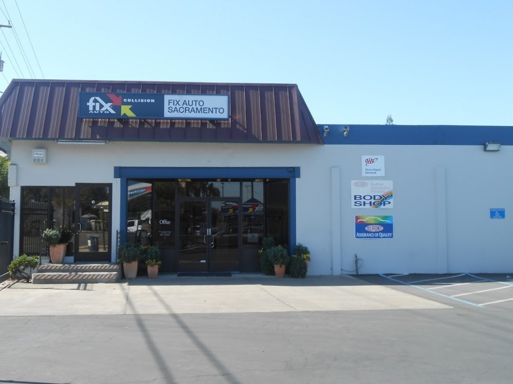 Fix Auto Sacramento 4220 Stockton Blvd  Sacramento, CA 95820 Collision Repair Experts. Auto Body & Painting Professionals.  A large business to handle all of your collision repairs needs.