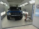 McCarran Auto Body - A professional refinished collision repair requires a professional spray booth like what we have here at McCarran Auto Body in Sparks, NV, 89431.