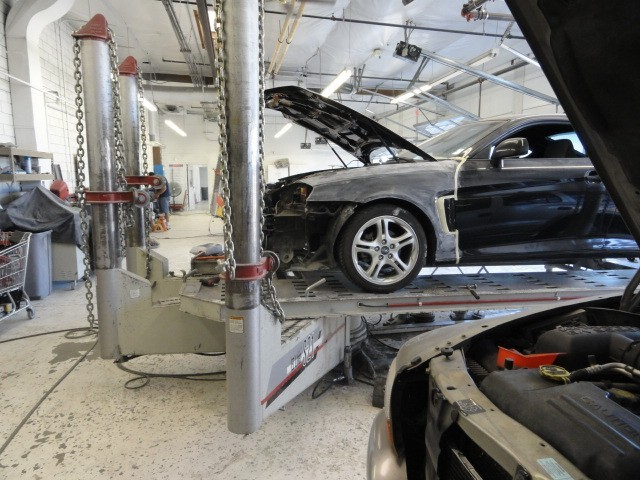 McCarran Auto Body 2500 Prater Way  Sparks, NV 89431  We are a Large State of the Art Collision Repair Facility.  Specializing in Expert Structural Repairs.