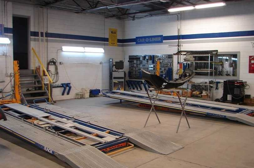 Our collision repairs is located in Norristown, PA, 19403, and we are unsurpassed. Our collision structural repair equipment is world class.
