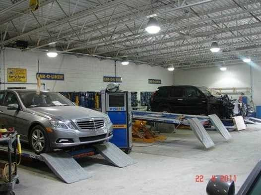 We are a high volume, high quality, Collision Repair Facility located at Blue Bell, PA, 19422. We have specialty trained technicians who work on all makes and models.