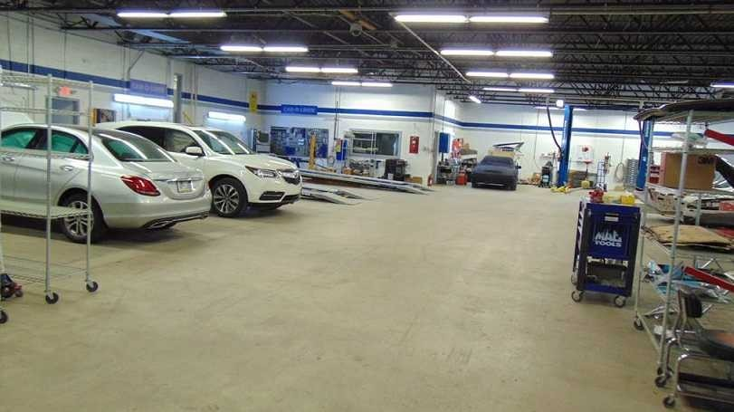 We are a high volume, high quality, Collision Repair Facility located at Norristown, PA, 19403. We have specialty trained technicians who work on all makes and models.