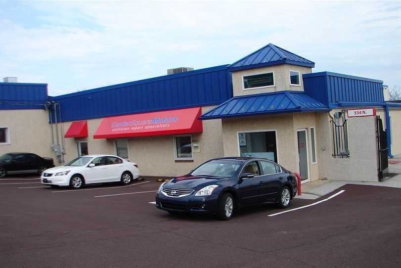 We are centrally located at Norristown, PA, 19403 for our guest's convenience. We are ready to assist you with your collision repair needs.