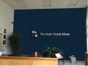 At Fix Auto Costa Mesa, located at Costa Mesa, CA, 92626, we have friendly and very experienced office personnel ready to assist you with your collision repair needs.