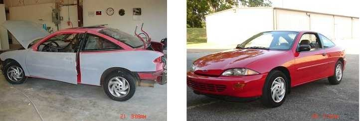Painting technicians are trained and skilled artists.  At Advanced Collision Of Hernando , we have the best in the industry. For high quality collision repair refinishing, look no farther than, Hernando, MS, 38632.