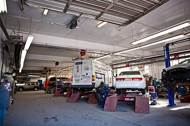 Class A Autobody - Hackensack - Accurate alignments are the conclusion to a safe and high quality repair done at Class A Autobody - Hackensack, Hackensack, NJ, 07601