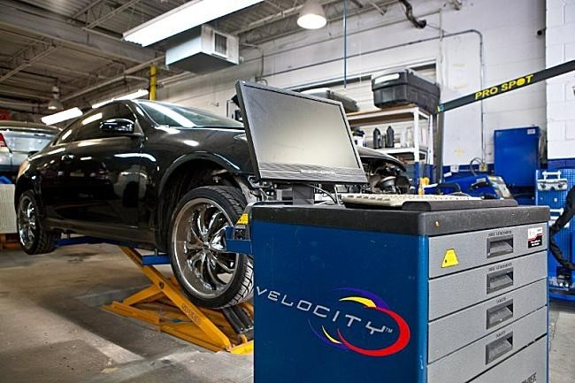 Class A Autobody - Hackensack - Here at Class A Autobody - South Hackensack, South Hackensack, NJ, 07606, professional structural measurements are precise and accurate.  Our state of the art equipment leaves no room for error.
