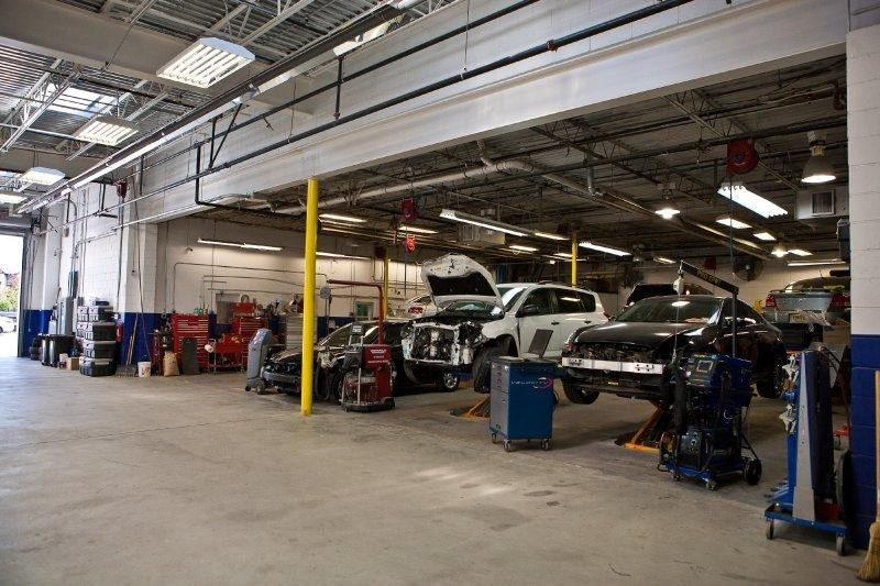 Class A Autobody - South Hackensack - Structural accuracy is critical for a safe and high quality collision repair.  At Class A Autobody - South Hackensack, South Hackensack, NJ, 07606, we are the best.