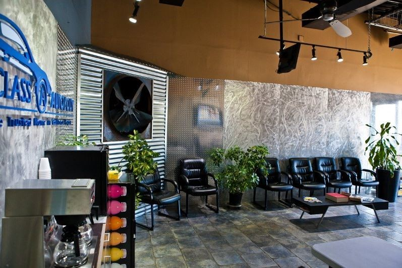 Class A Autobody - South Hackensack located in South Hackensack, NJ, 07606, we have a welcoming waiting room.
