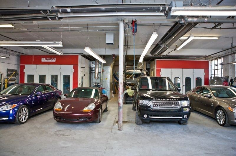 Class A Autobody - Hackensack - A professional refinished collision repair requires a professional spray booth like what we have here at Class A Autobody - Hackensack in Hackensack, NJ, 07601.