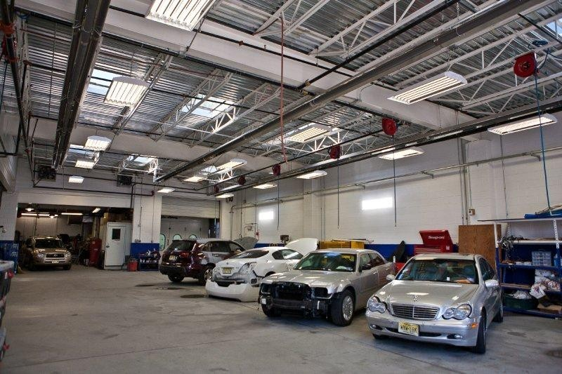 We are a state of the art Collision Repair Facility waiting to serve you, located at South Hackensack, NJ, 07606
