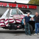 We are proud to show examples of our repairs, here at Tip Top Auto Body, Inc..
