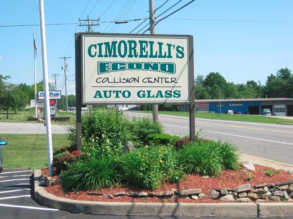 Cimorelli's Collision Center 514 Temple Hill Rd  New Windsor, NY 12553  Read our customer reviews!