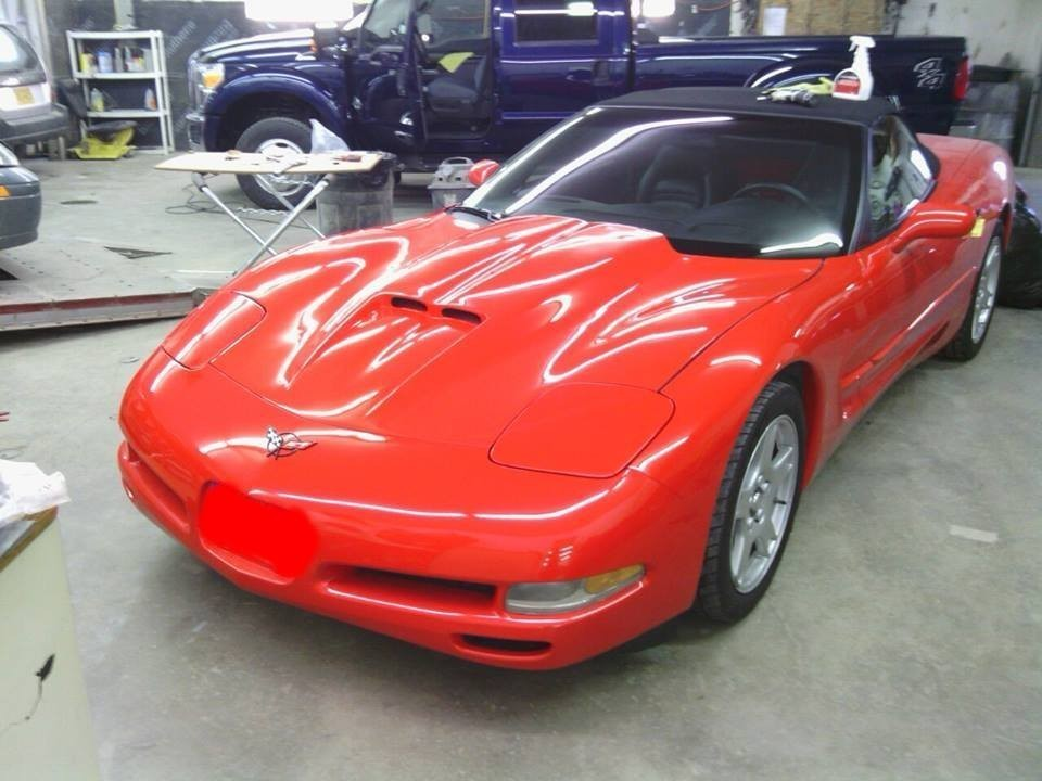 Hall's Auto Body Llc 7660 E Palmer Wasilla Hwy  Palmer, AK 99645 Collision Repairs.  Auto Body and Paint professionals.  We Proudly Post Before & After photos..