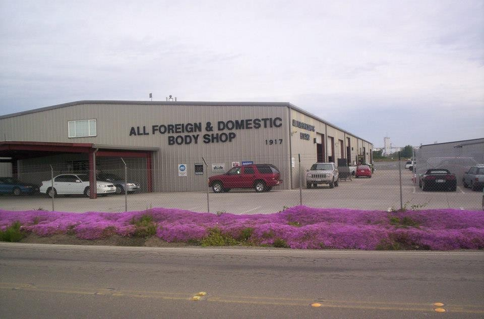 All Foreign and Domestic Body Shop