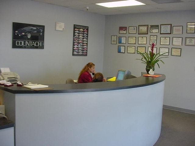 Our body shop's business office located at Stockton, CA, 95212 is staffed with friendly and experienced personnel.
