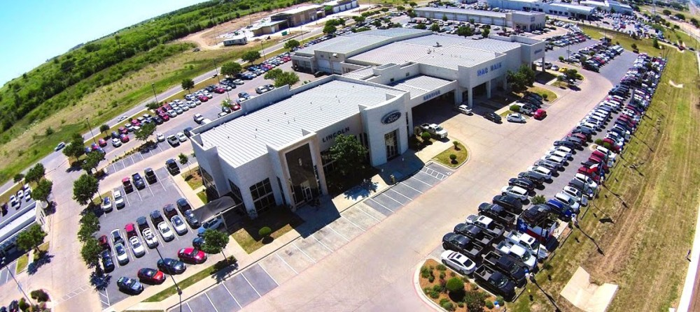 At Mac Haik Ford Lincoln Body Shop, Georgetown, TX, 78626, we have certified paint technicians trained to color match your vehicle to the existing finish.