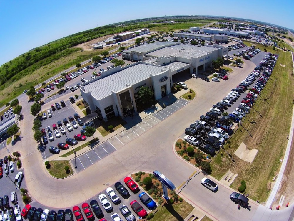 Mac Haik Ford Georgetown >> Reviews Mac Haik Ford Lincoln Body Shop Georgetown Tx Auto Body