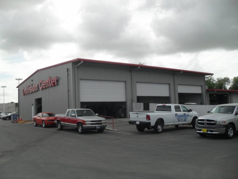 Mac Haik Dodge Collision Center