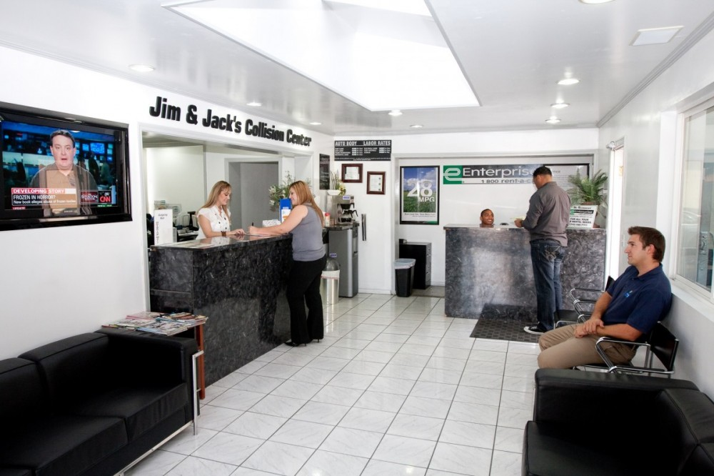 Jim & Jack's Collision Center - El Segundo