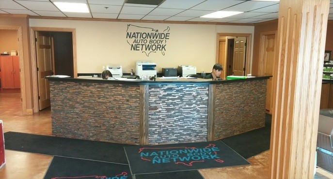 Nationwide Auto Body Network - Our body shop's business office located at Schaumburg, IL, 60193 is staffed with friendly and experienced personnel.
