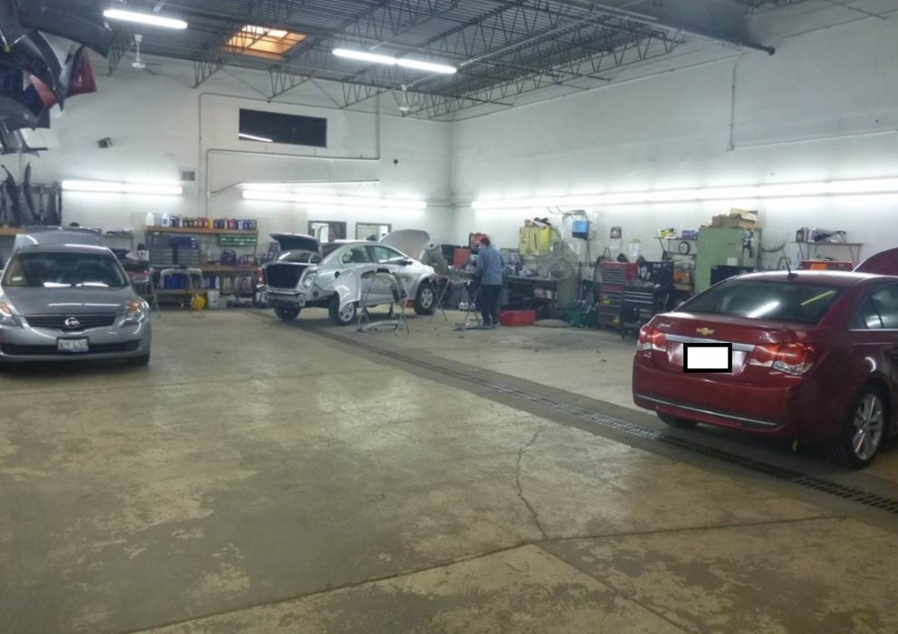 Nationwide Auto Body Network - We are a professional quality, Collision Repair Facility located at Schaumburg, IL, 60193. We are highly trained for all your collision repair needs.