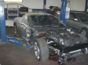 TranStar Auto Body Shop 940 E 12Th Street  Oakland, CA 94606  Heavy front end collisions with structure damage is no problem for our experienced technicians.