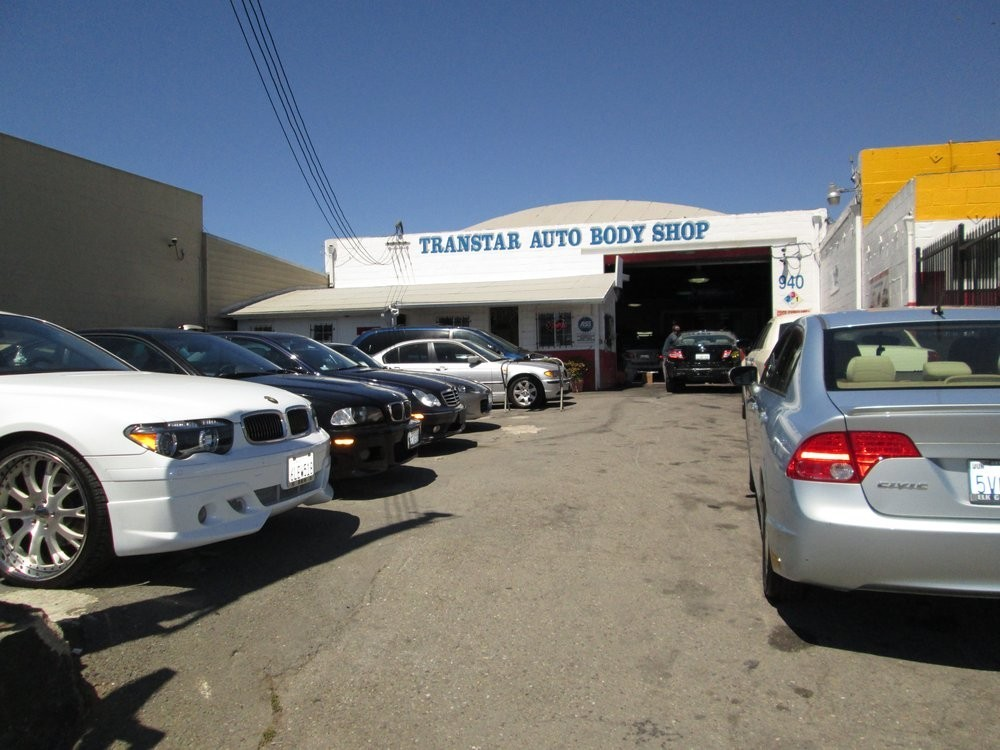 TranStar Auto Body Shop
